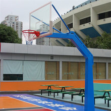 Outdoor Sports equipment of inground high quality basketball stands