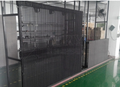 Video Display Function high transparency led display video wall 500mm*1000mm size, 7.81MM