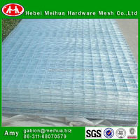 hot sale factory supply high quality welded wire mesh concrete/hot-dipped galvanized welded wire mesh panel