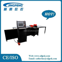 415V/50HZ/3P Automatic copper or aluminum busbar bending fabrication machine busbar bending processor