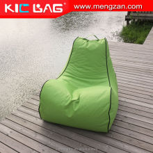 New Arrival Outdoor Stylish bean bag chairs wholesale in green color for summer cushion