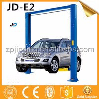 JD-E2 used home garage car scissor lift /car scratch repair