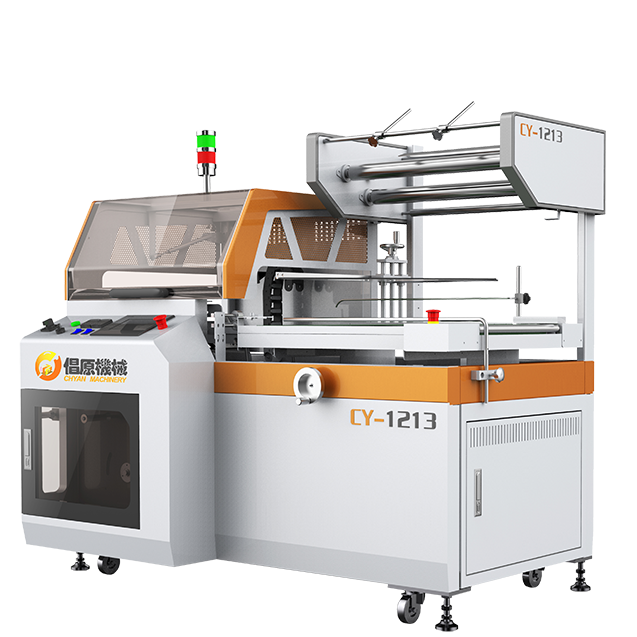 Semi Automatic L Type Shrink Film Packaging Machine