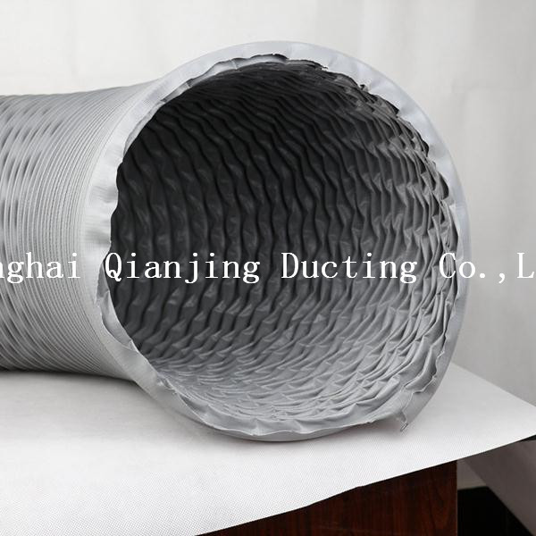 non-flammable pvc cable duct 2m length kitchen air vent