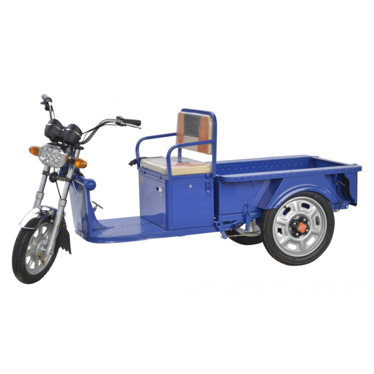 48v enclosed electric tricycle for cargo manufacturer china