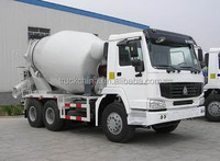 Sinotruck Truck Mounted Concrete Mixer or chassis