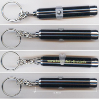 KKPEN promotional gifts led logo projector keychain