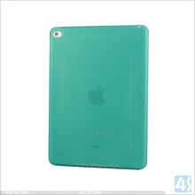 for ipad air tpu back, for iPad Air 2 matte TPU Protect Cover