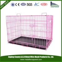 alibaba china hot sale Modular dog cage for sale cheap / dog box used kennel( Factory & ISO9001 )
