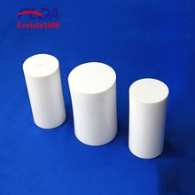 Volume manufacture factory price big bars teflon round bar ptfe molded rods