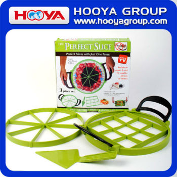 As see on TV Perfect Cake Vegetable Bread food slicer and chopper
