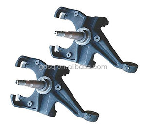 High strength front lift spindles steering Knuckles for 1999-06 Silverado 1500.