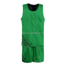 Color Green Jersey Basketball