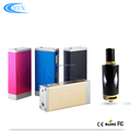 Hottest Ecig Box Mod ecig glass cartridge 3ml 1.0ohm coil vaporizer tank ecig atomizer