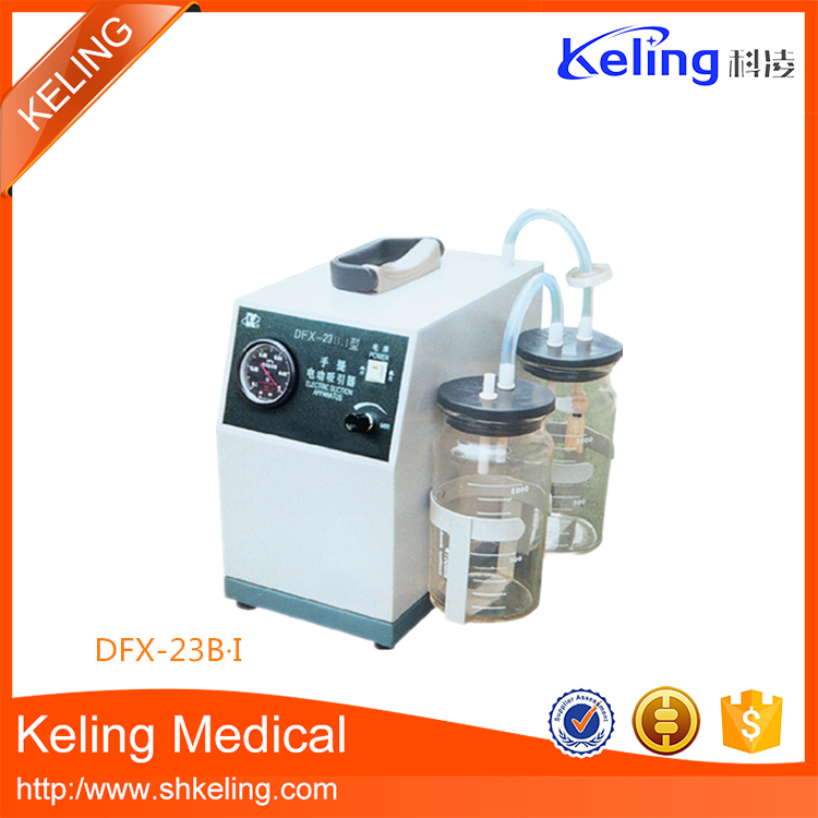 Promotional widely used advance vacuum suction machine for hospital of China National Standard