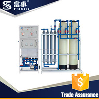 Promotion item stainless steel underground water filtration unit
