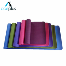 Wholesale Anti Slip Folding Tpe Yoga Mat 2Mm 3Mm 4Mm 5Mm 6Mm