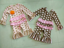 twins boutique giggle moon remake girls outfits for baby girls clothing sets polka dot pant child kids outfits