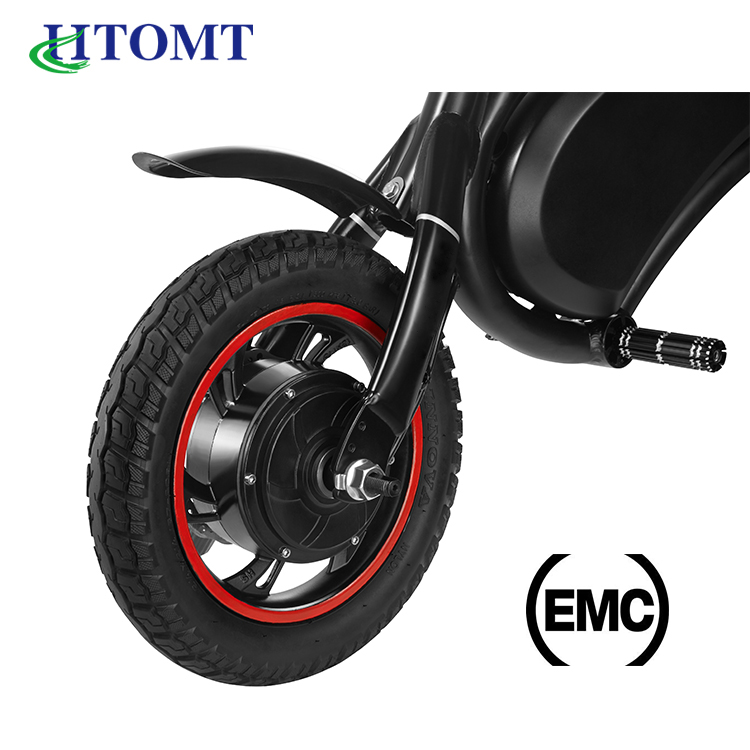HTOMT Mini Motorcycle with CE certificate 2017 cheapest electric foldable mini pocket bike