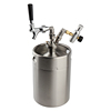 Draft Beer Keg