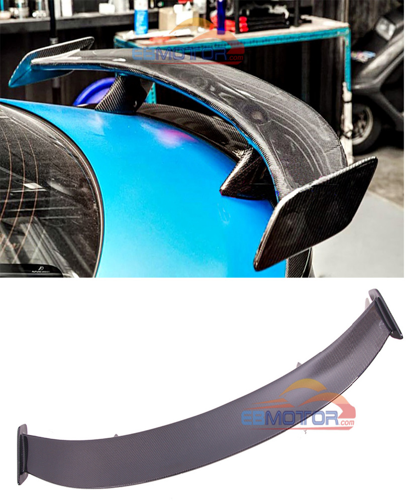 Real Carbon Fiber GT Rear Trunk Spoiler For CLA CLASS <strong>W117</strong> C117 CLA45 200 250 260 2013UP M142