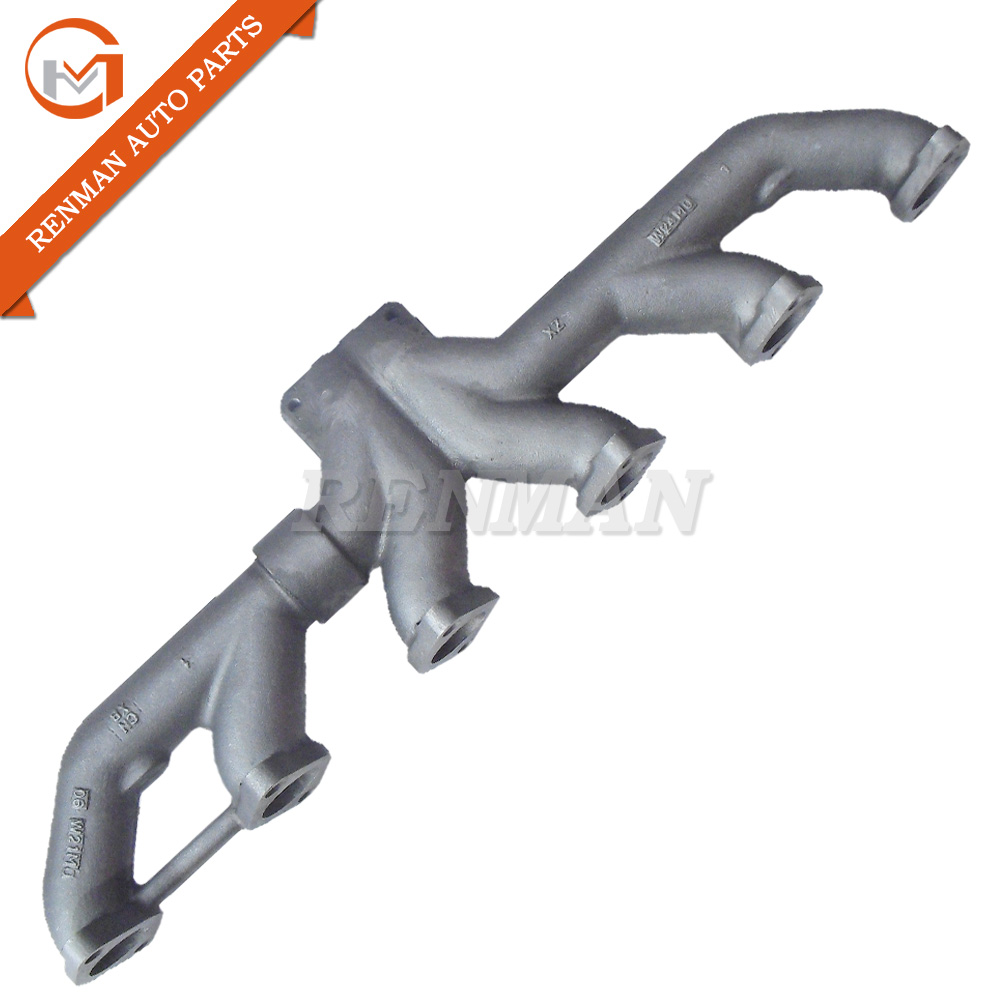 Low price Dongfeng engine cooling system 4942378 Renault exhaust manifold