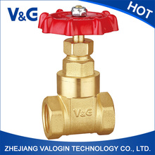 Valogin Good Reputation Water-Proof Delicate Brass Gate Valve Pn16, Brass Gate Valve Prices