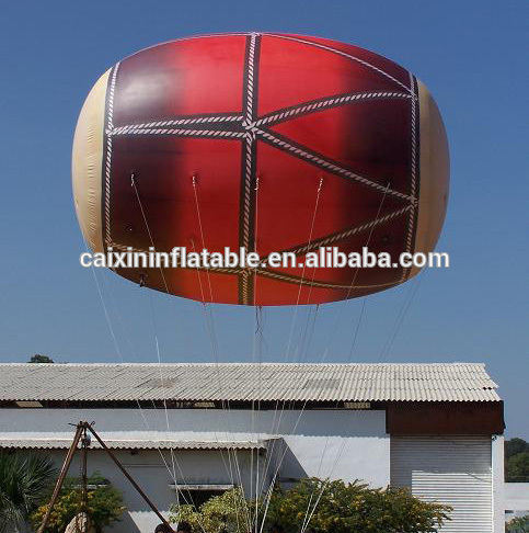 inflatable giant drum/ Giant helium inflatable drum/advertising model