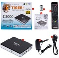 Tiger Digital Satellite Receiver I3000 Android 4.2 +DVB-s2 IPTV Set Top Box