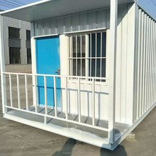 2018 new type flat pack container house malaysia price