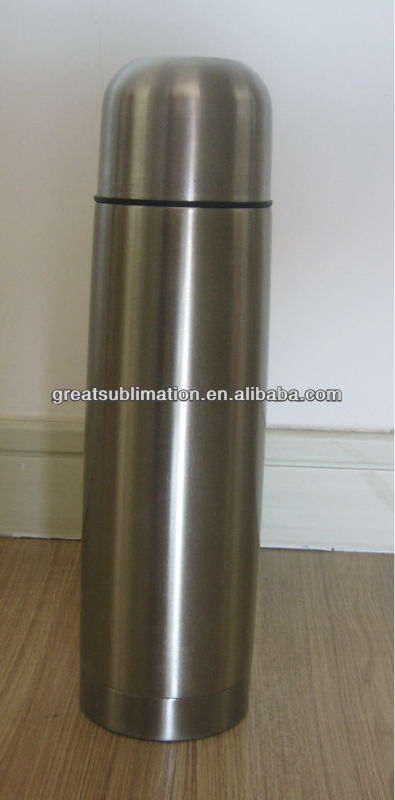 Sublimation printable stainless steel bullet thermos