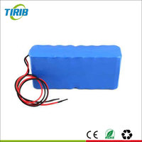 Manufacturer customized charging li ion 12v 10ah 18650 battery