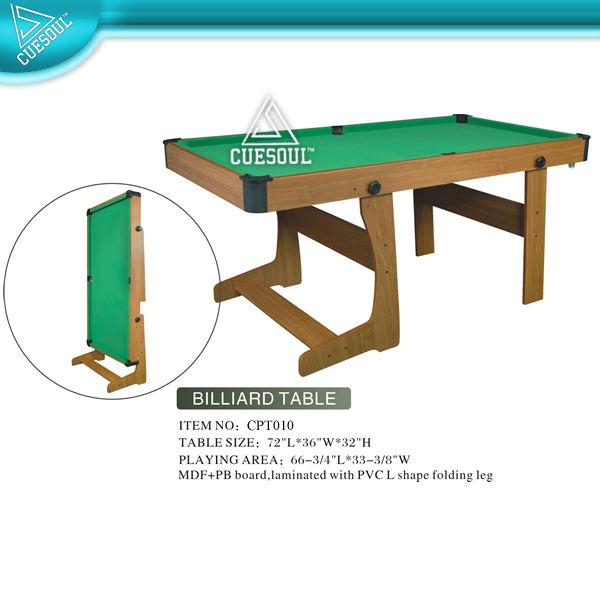 6ft tavolo da biliardo pieghevole biliardo e tavoli da biliardo id prodotto 1671609440 italian - Tavolo da biliardo pieghevole ...
