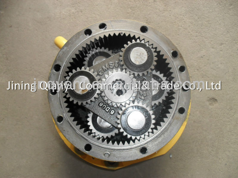 reduction gear box/ travel reducer / travel gearbox/rotary reducer for EXCAVATOR PARTS PC160 PC200 PC220 PC300 PC360 PC400