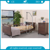 AG-W002 CE & ISO approved electric hospital home care bed