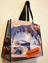 promotion handle pp non woven bag