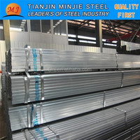 ASTM Hot Dip Galvanized Steel Pipe Specifications for Export
