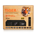 Tiger E11 Ultra Media Player free to air set top DVB-S2 box support 3G