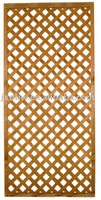 decorative wood garden lattice