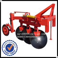 Boron steel and 65Mn hydraulic pressure disc plough