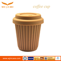 Hot selling reusable outdoor silicone keep coffee mug cup