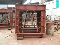 Box Culvert Concrete Mould (with Dry Weather Flow) Made in Malaysia
