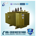 33kv 2mva high Voltage Step Up Three Phase Distribution Transformer