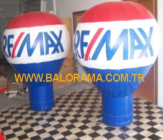 2 Mt Rooftop Balloon, advertising balloon, inflatable balloon