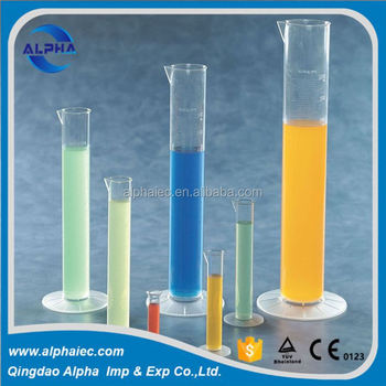 Plastic Measuring Cylinder Lab Measuring Cylinder