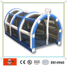 2014 High Quality Inflatable Baseball Batting Cage Netting