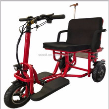 High Quality Cheap Threee e scooter for handicapped and Elderly tricycle cargo bike