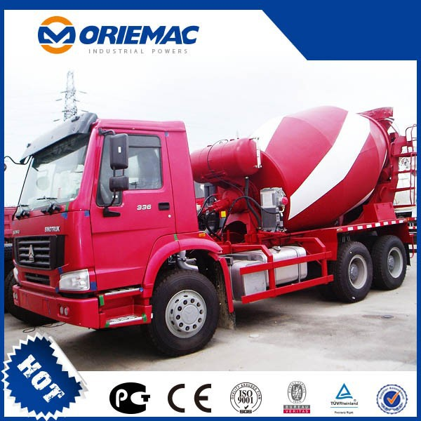 Concrete mixer truck spare parts diagram