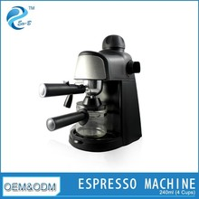 Electronic Home Appliance 4 Cup Home Coffee Machine