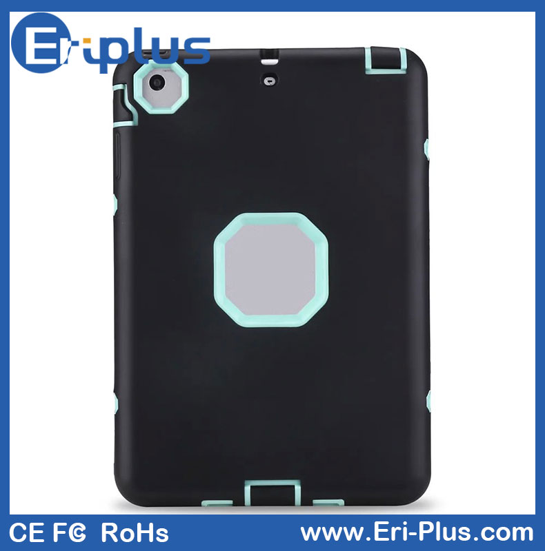 Robot Design Armor Hybrid Heavy Duty TPU case for iPad